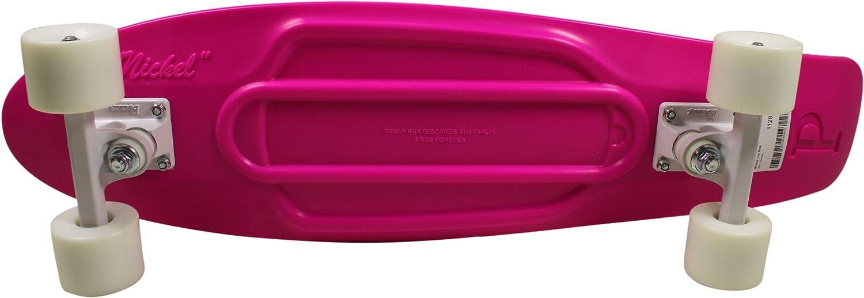 【別倉庫からの配送】 Penny Nickel Complete B015S8918A Skateboard, Hot Complete Pink 2.0, 27 Nickel by Penny B015S8918A, 豊栄町:ba51e7c6 --- a0267596.xsph.ru
