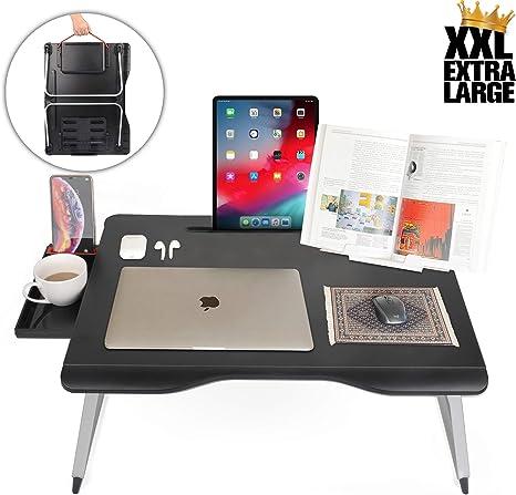 Cooper Mega Table [Mesa plegable XXL para Cama Ordenador portátil ...