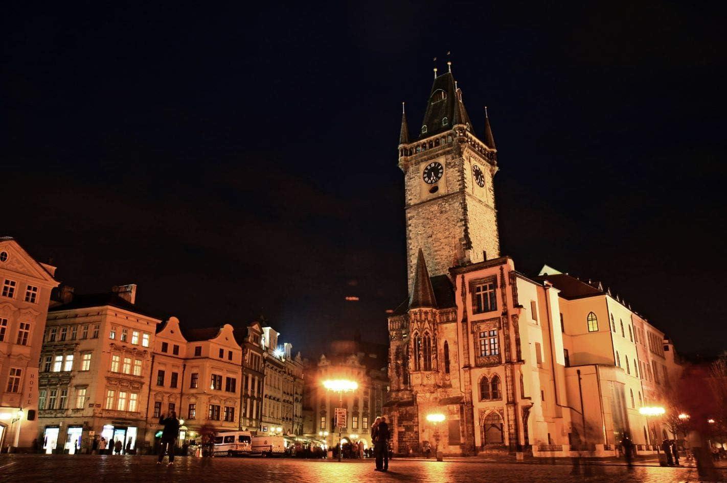 Jochen Schweizer Geschenkgutschein Geister-Stadtf/ührung in Prag f/ür 2