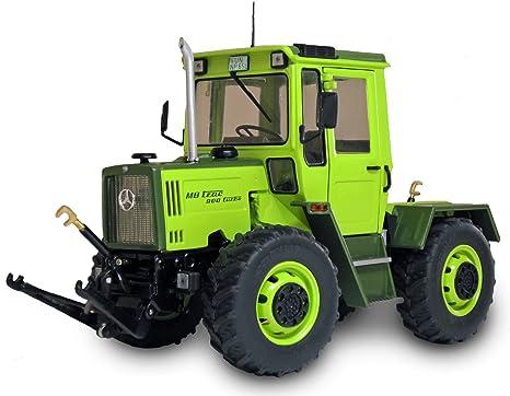 Weise-Toys 1033 - Tractor de Juguete (Escala 1:32), diseño