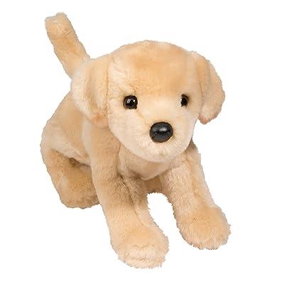 Douglas Spankie Yellow Lab Plush Stuffed Animal: Toys & Games