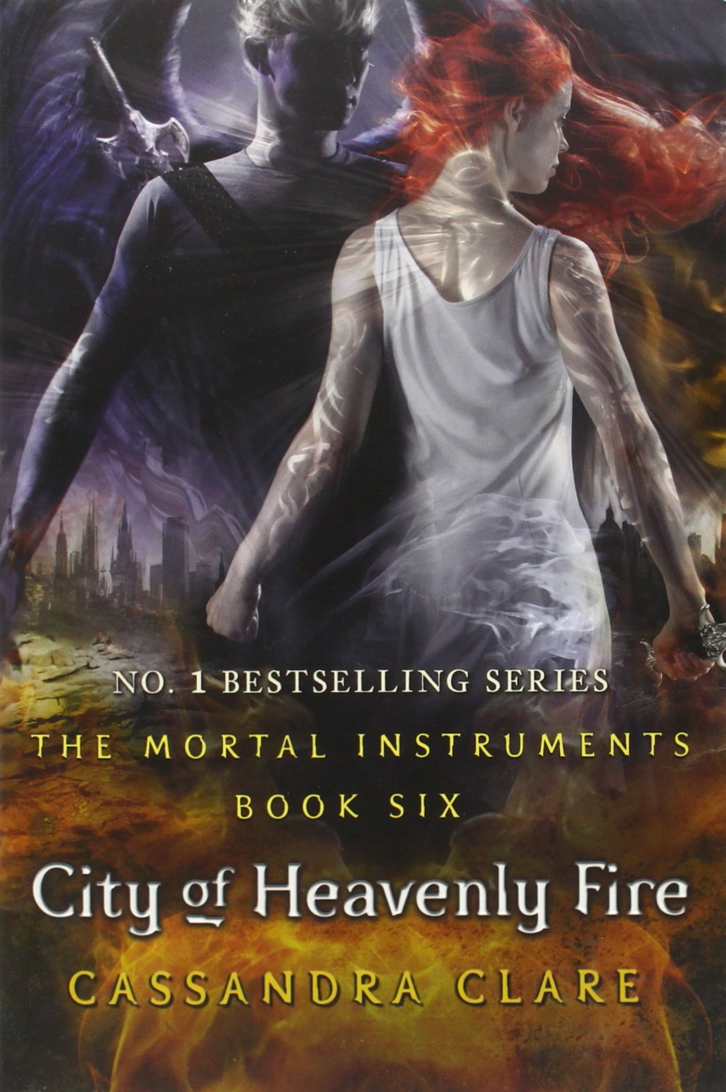 Image result for city of heavenly fire