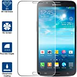 Beiuns Tempered Glass Screen Protector Ultra-Hard for Samsung Galaxy Mega GT-i9205 (Screen:6.3 inch)