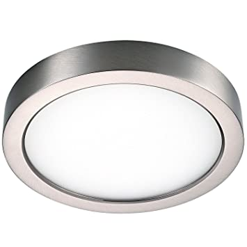 Getinlight round 6 inch dimmable flush mount ceiling fixture 2nd getinlight round 6 inch dimmable flush mount ceiling fixture 2nd generation mozeypictures Gallery