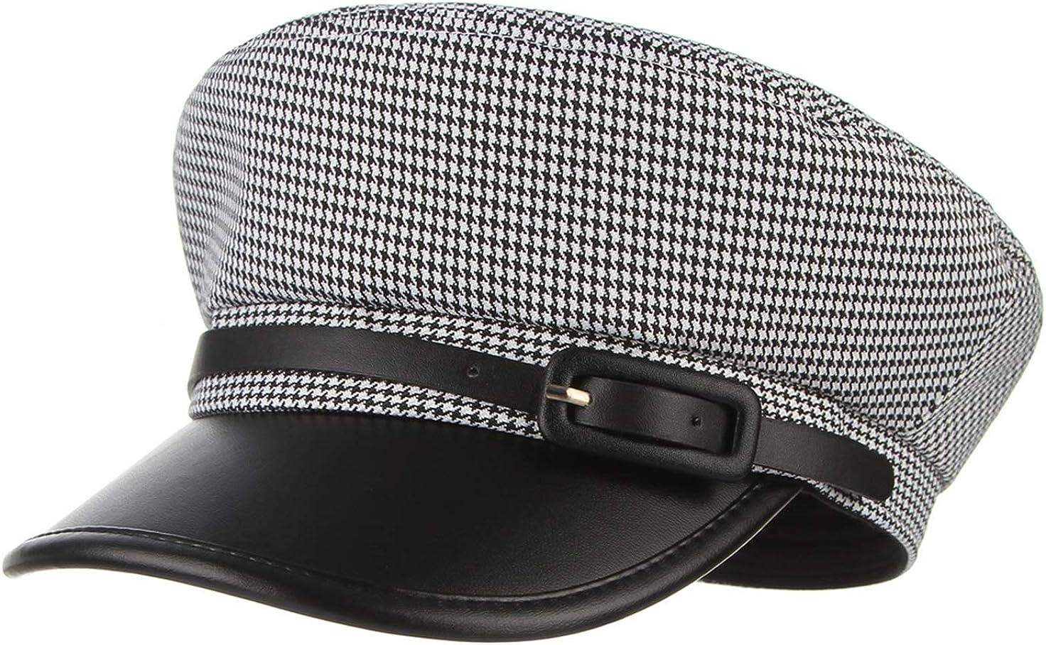 Women Newsboy Hat...