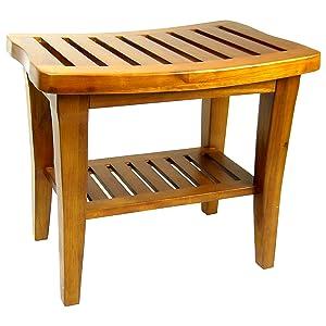 Redmon Genuine Teak Bench