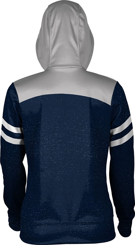 University of New Hampshire Girls Zipper Hoodie School Spirit Sweatshirt Game Time