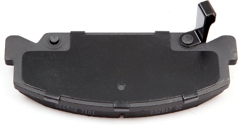 Brake Pads,ECCPP 4pcs Front Ceramic Disc Brake Pads Kits fit for Honda Accord//Civic del Sol//CRX,1988-1999 2000 Honda Civic