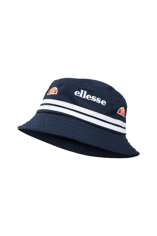 ELLESSE Lorenzo Herren Retro Fashion Eimer Hut ellesse Bucket Hat Lorenzo II Größe:one size Farbe:navy/white