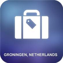 Groningen, Holanda Offline Map
