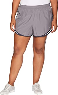 fc8fed319e781 Amazon.com   Nike Extended Plus Size Tempo Running Shorts (3X) Black ...