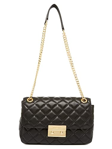 2ef726815d0a7f Image Unavailable. Image not available for. Color: MICHAEL Michael Kors  Sloan Large Chain Shoulder Bag ...