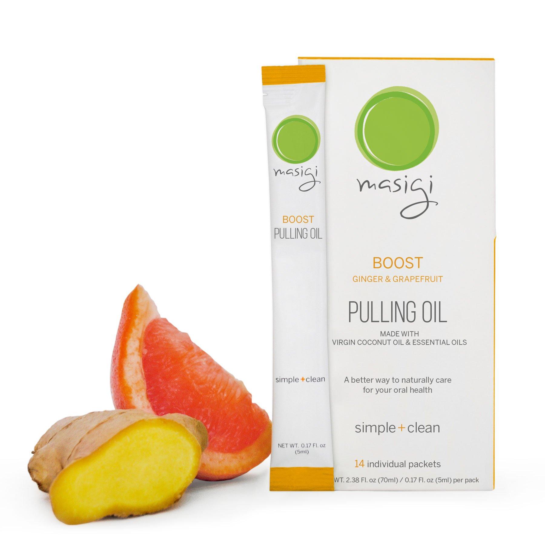 Natural Mouthwash Coconut Oil