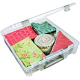 ArtBin Super Satchel 1-Compartment Box- Plastic Art and Craft Supply Storage Container, 6955AB