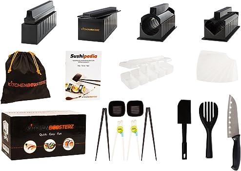 Kitchen Boosterz Sushi Making Kit