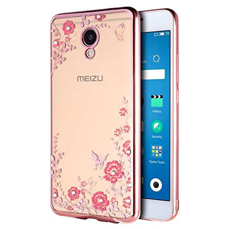 Para Meizu M5s Funda , ivencase Anti-rasguños Rugged ...