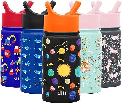 Semplice e moderno per bambini Summit con coperchio in paglia 10 Ounce Summit with Straw Lid Hyperfast 2.0 El K Bambini