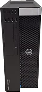 Dell Precision T3600 Workstation - Intel Xeon CPU Quad-Core E5-1620 3.6Gz processor - NVIDIA Quadro 600 - 16GB RAM 1TB HDD Windows 7