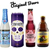 Cervezas Internacionales - Cervezas originales de coleccion - Delirium Tremens Cerveza, Cubanisto cerveza Lata,
