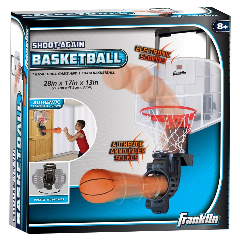 Franklin Shoot-again Basketball Set by .