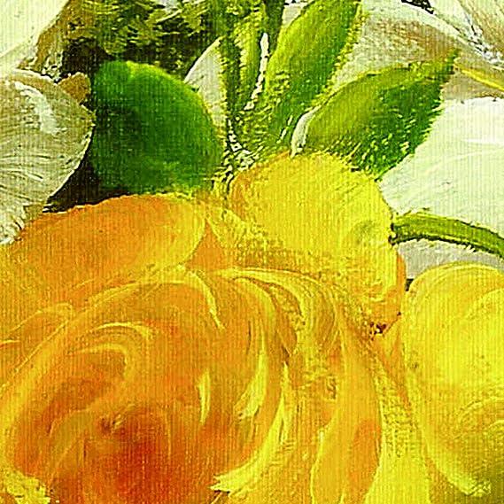 Cuadro sobre Lienzo – Flores Bodegones V Pinturas Cuadros Con ...