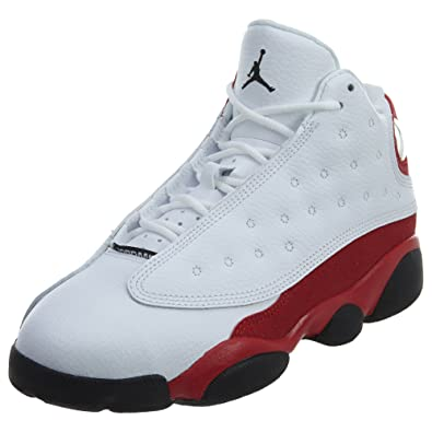 1eb87496ada9 Jordan 13 RETRO BP BOYS PRE SCHOOL fashion-sneakers 414575-122 2Y - WHITE