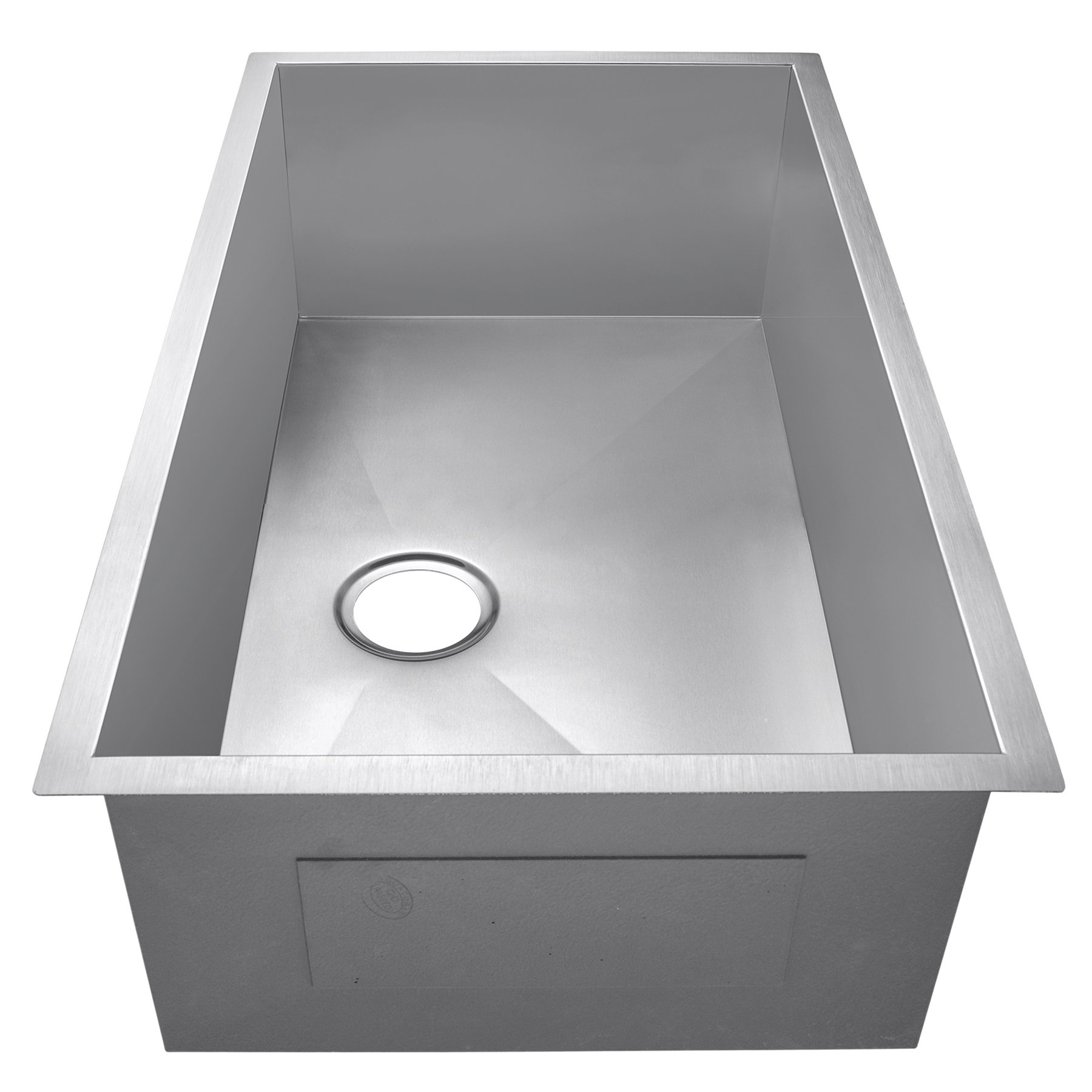 Large Sink Kitchen: Farm Sink Under Kitchen Counter Mount Large Stainless