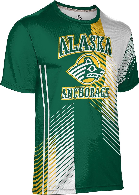 ProSphere University of Alaska Anchorage Mens Performance T-Shirt Hustle