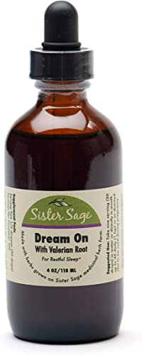 Dream On 100 All Natural Sleep Formula Tincture