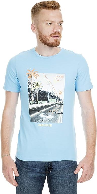 JACK /& JONES T-Shirt Uomo