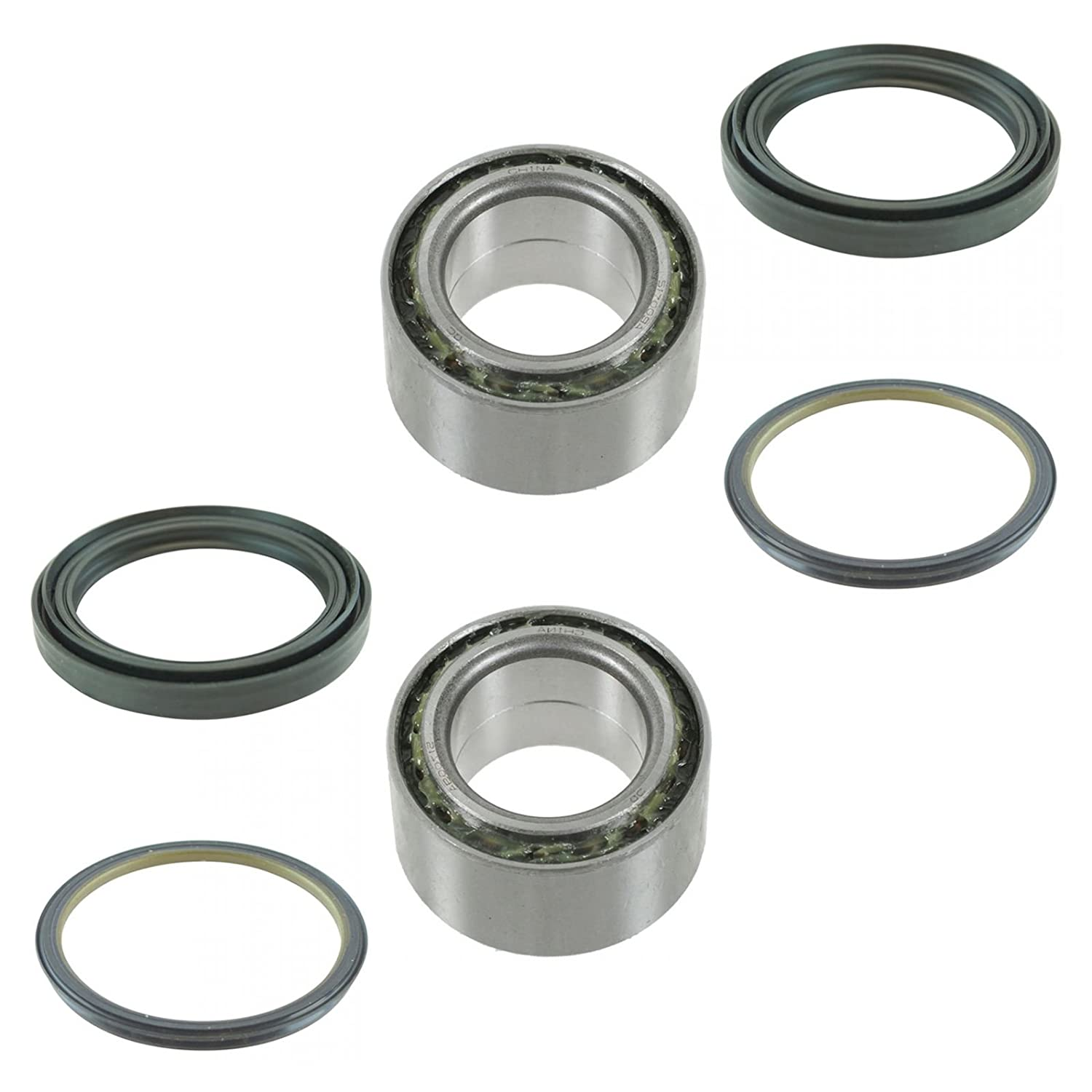 Wheel Hub Bearing Front Inner & Seal Driver & Passenger Side Kit for Tracker AM Autoparts