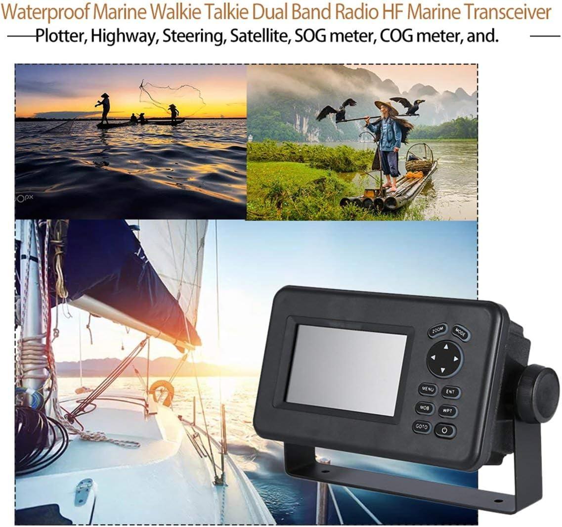 Receptor GPS de Radio bidireccional de Walkie Talkie HP528 de la ...
