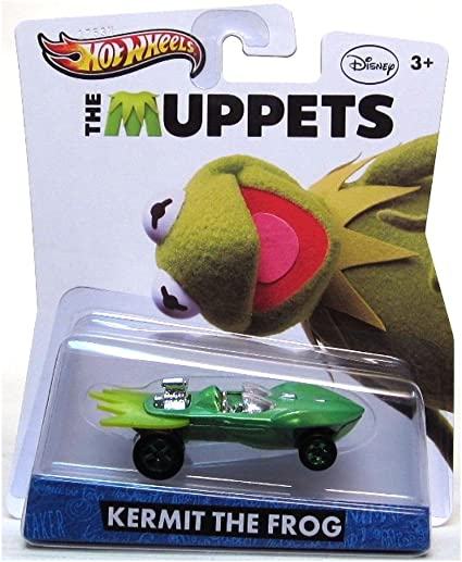 2012 Hot Wheels The Muppets Animal