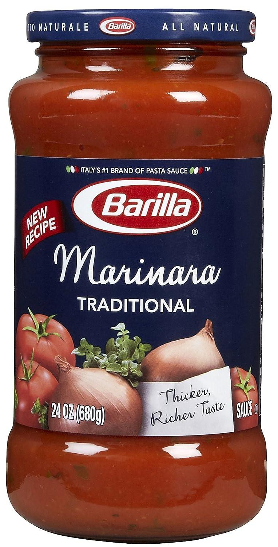 Barilla Pasta Sauce Nutrition Information - Nutrition Ftempo