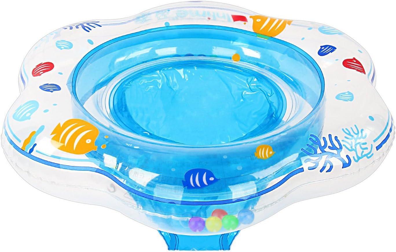 Samione Anillo de natación para bebé, Flotador para bebé con ...