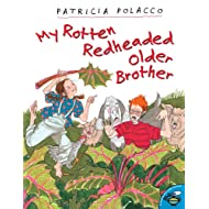 My Rotten, Redheaded, Older Brother (Turtleback School & Library Binding Edition)