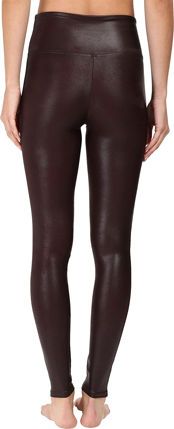 6ed5400b04601 SPANX Womens Faux Leather Leggings at Amazon Women's Clothing store: