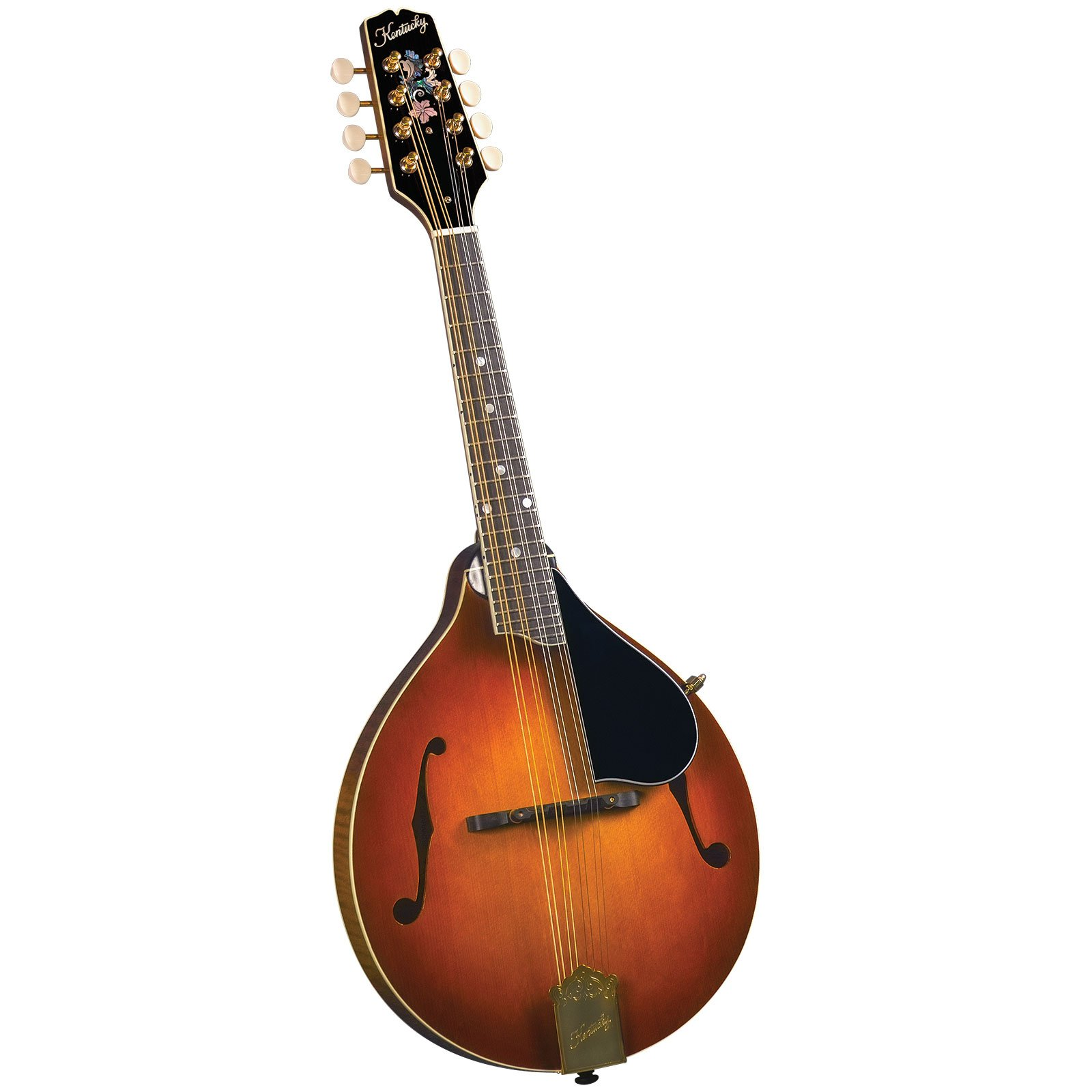 Kentucky KM-505 Artist A-model Mandolin - Amberburst