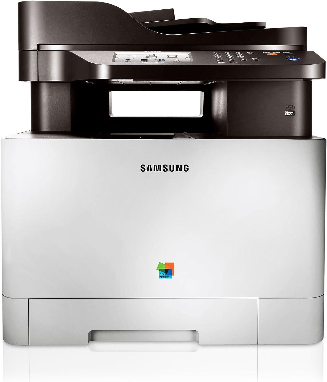 Samsung CLX-4195FW/SEE - Impresora multifunción láser Color (16 ...