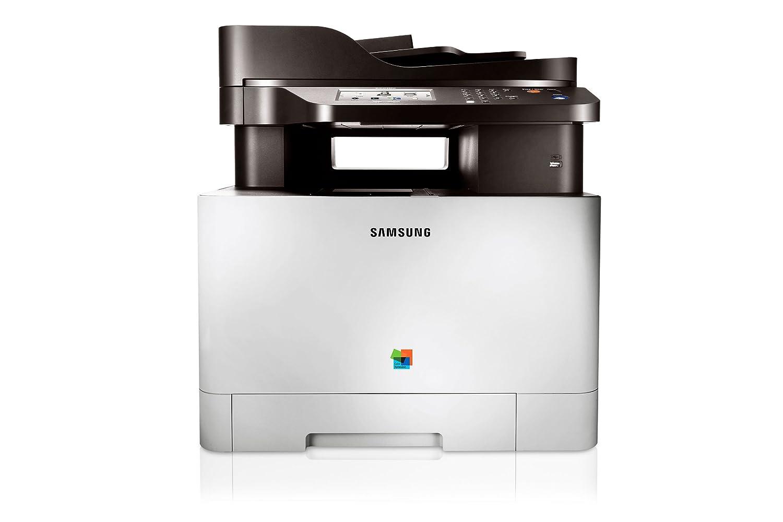 Samsung CLX-4195FW/SEE - Impresora multifunción láser Color (16 ppm, 9600 x 2400 dpi, A4)