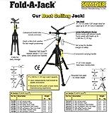 Sumner 781306 ST-887 Hi Fold-A- Jack, Rubber
