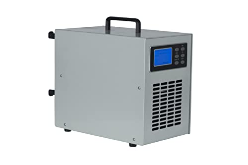 Pro-44 Commercial and Home Ozone Generator 4000 mg hr Air Cleaner Deodorizer Purifier Sterilizer 12 Hour Timer with Hold, Variable Output, Made in USA