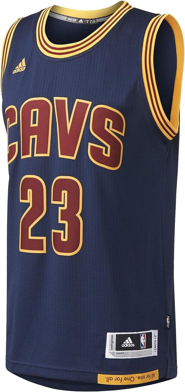adidas Al5031 Camiseta Cleveland Cavaliers de Baloncesto, Hombre, Verde, 4XL: Amazon.es: Ropa y accesorios