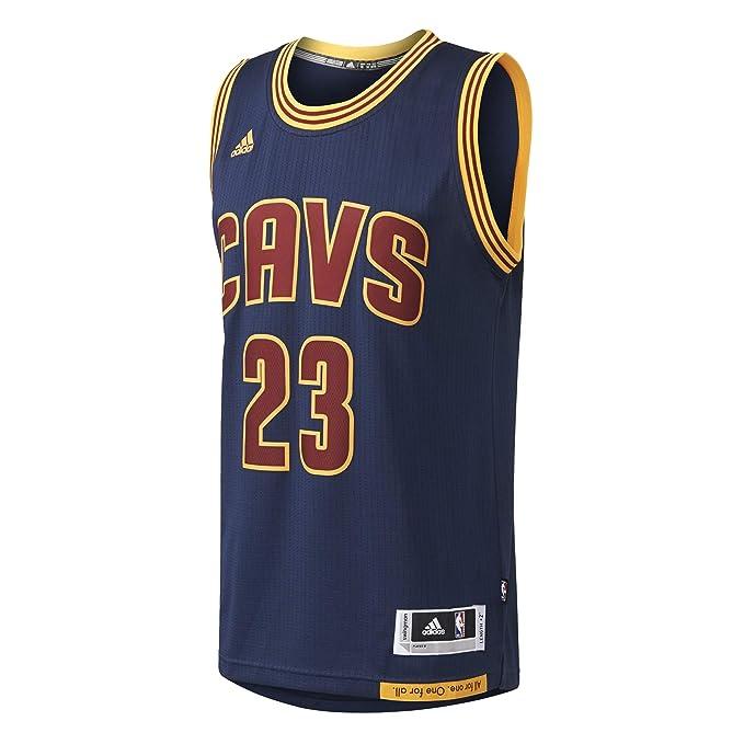 adidas Al5031 Camiseta Cleveland Cavaliers de Baloncesto, Hombre ...