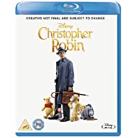 Christopher Robin (Blu-Ray) [2018]