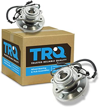 Pair 5 Stud Hub W//ABS TUCAREST 512360 x2 Rear Wheel Bearing and Hub Assembly Compatible With 2008-2011 Chrysler Town /& Country Dodge Grand Caravan 09-12 Volkswagen Routan