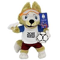 FIFA 2018 - Mascotte officielle Zabivaka 35 cm - Peluche