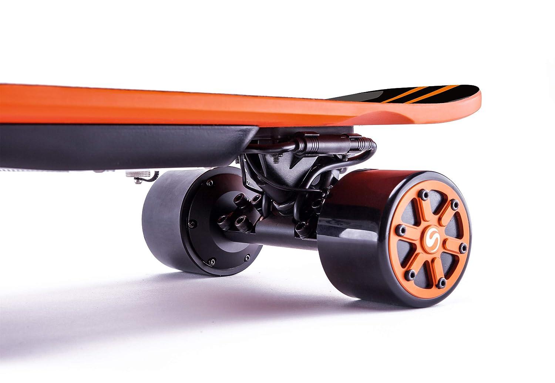 Amazon.com: EnSkate Woboard-S - Monopatín eléctrico de 500 W ...