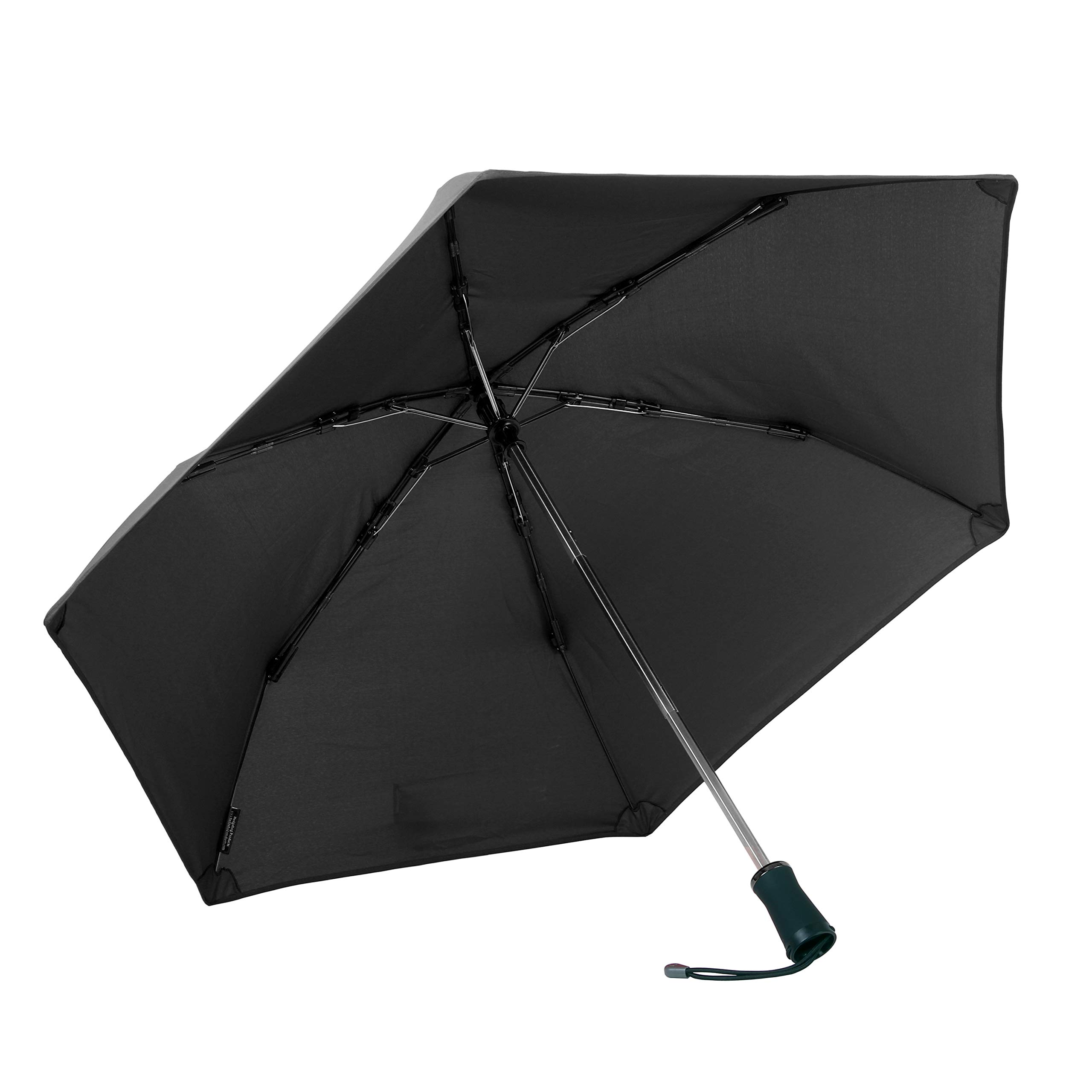 Hedgehog Windproof Umbrella, Classic Black by Hedgehog Products