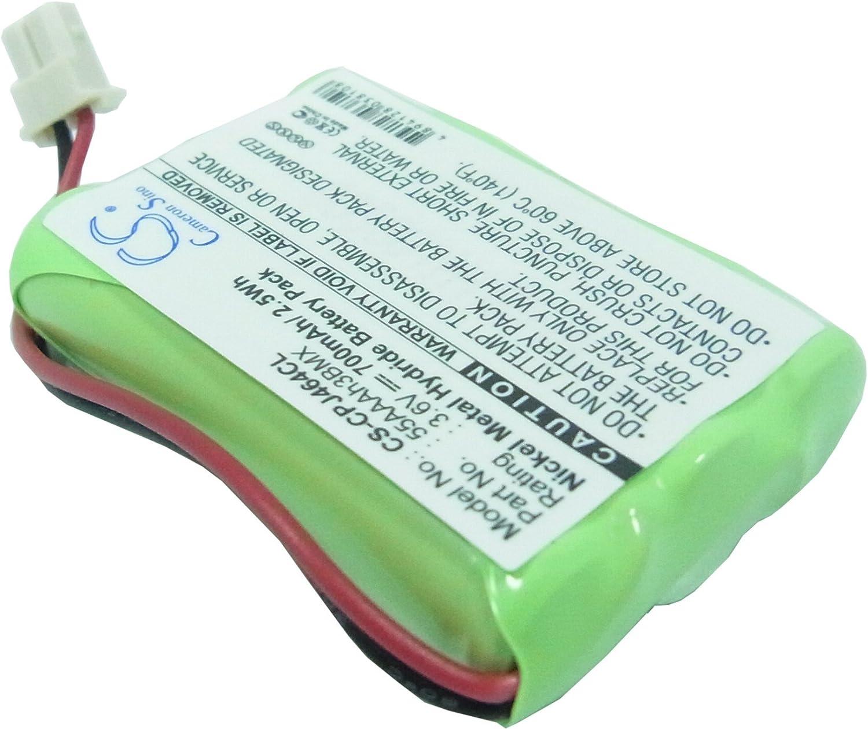 Battery Pack TL26401 for GE 26401 700mAh